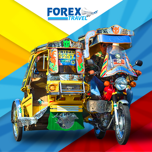 FOREXTRAVEL-PHILIPPINES-TRICYCLE