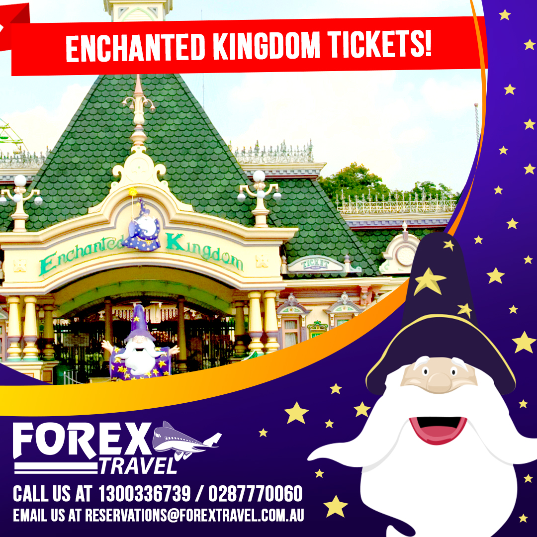 Enchanted-kingdom-tickets-australia