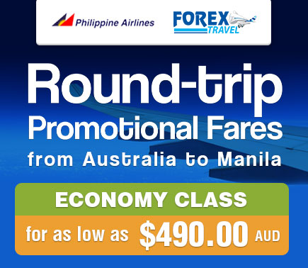 Forex-Travel-Roundtrip-Philippine-Airlines