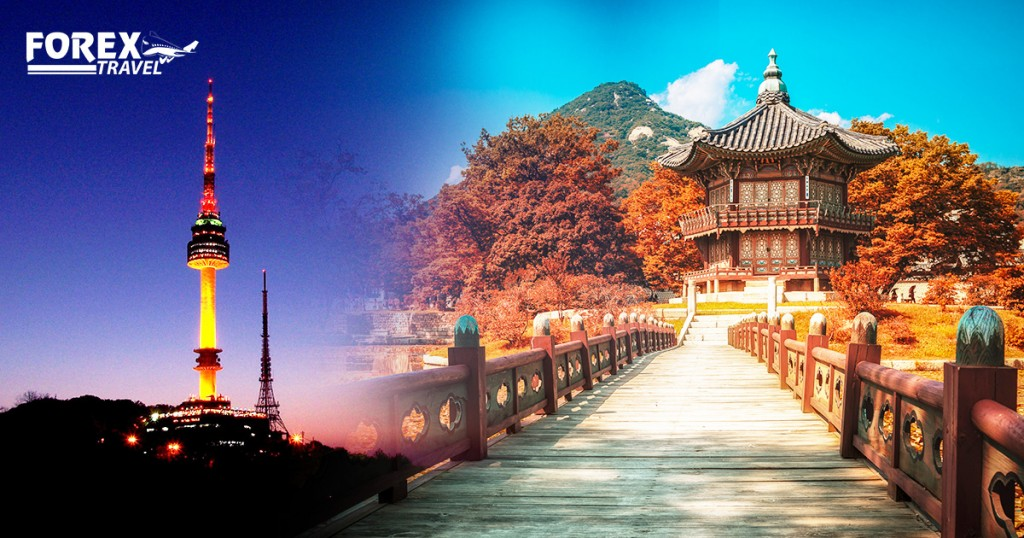 Forex Travel Australia to Seoul South Korea